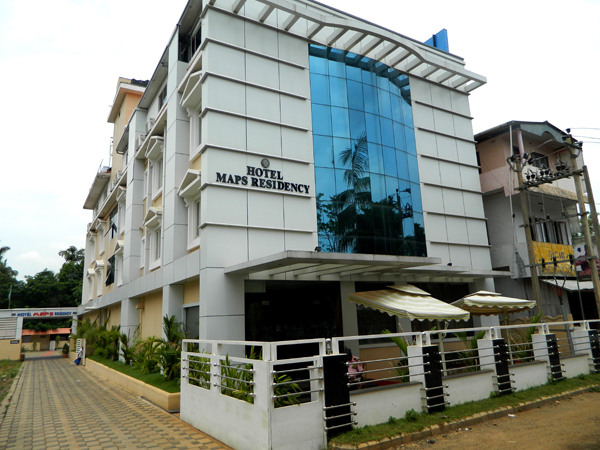 Hotel Maps Residency, Palakkad Dt.