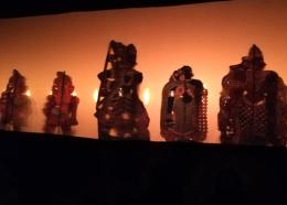 Tholpavakoothu/ Shadow puppetry