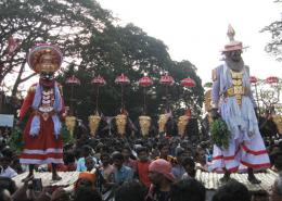 Manappullikkavu Vela- photo by Welcome Kerala Magazine