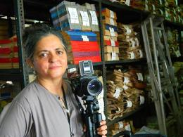 Dayanitha Singh - The Artist and the Book Maker